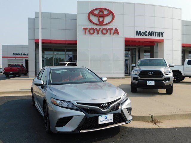 New 2019 Toyota Camry in Sedalia, MO