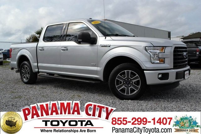 Used 2016 Ford F-150 in Panama City, FL