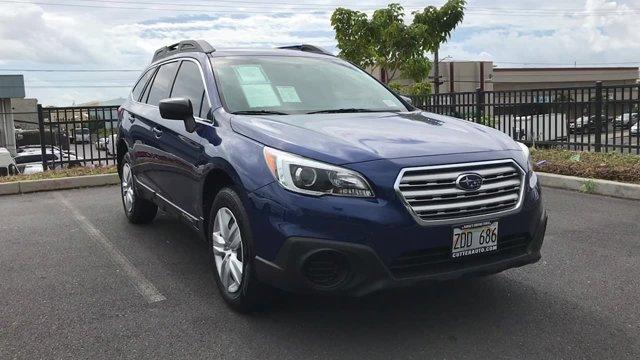 Used 2016 Subaru Outback in Waipahu, HI