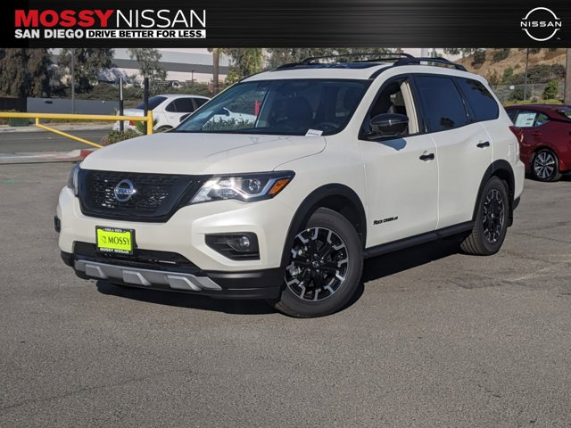 2020 Nissan Pathfinder SL FWD SL Regular Unleaded V-6 3.5 L/213 [12]
