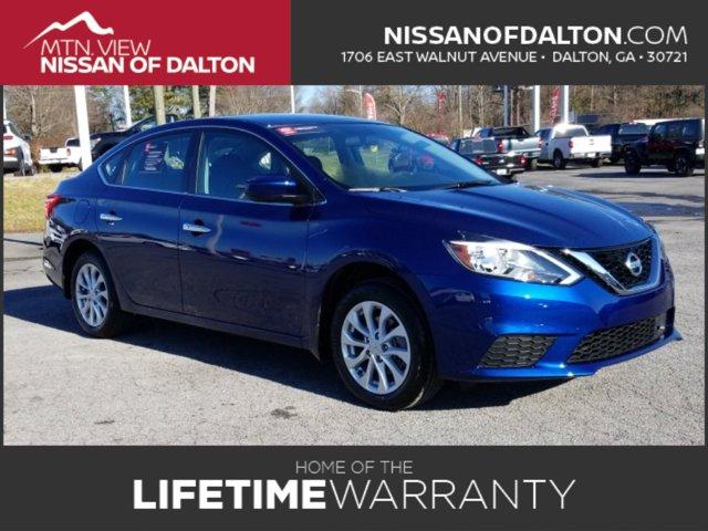 Used 2019 Nissan Sentra in Dalton, GA