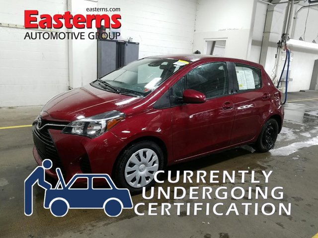 2017 Toyota Yaris for sale 124915 0