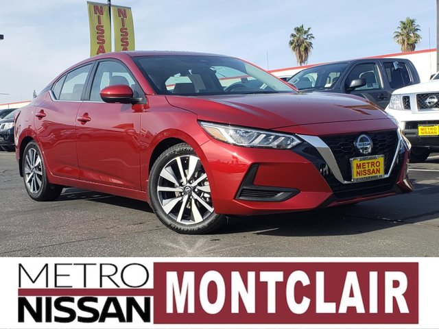 2021 Nissan Sentra SV SV CVT Regular Unleaded I-4 2.0 L/122 [11]