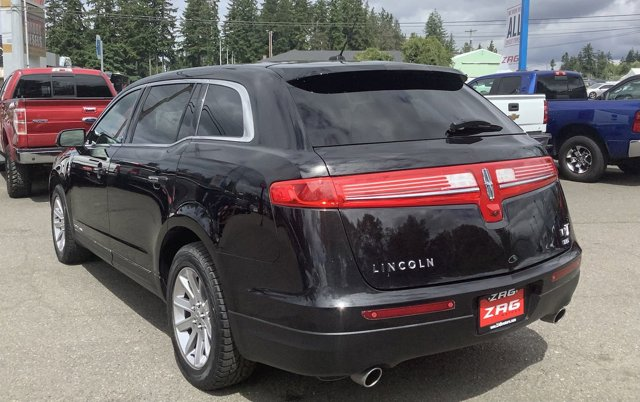 2013 LINCOLN MKT 4dr Wgn 3.7L AWD w-Livery Pkg