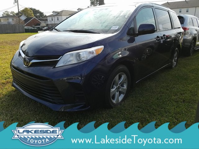 New 2020 Toyota Sienna in Metairie, LA