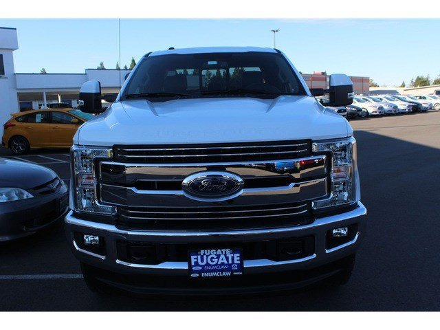 New 2017 Ford Super Duty F-250 SRW Lariat 4WD 8 Box