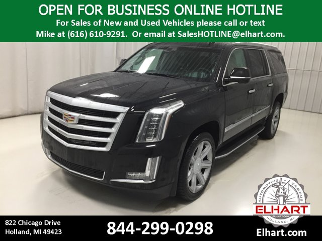 Used 2016 Cadillac Escalade ESV in Holland, MI