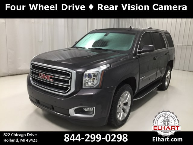 Used 2016 GMC Yukon in Holland, MI