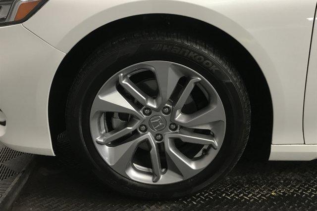 Used 2019 Honda Accord LX 1.5T