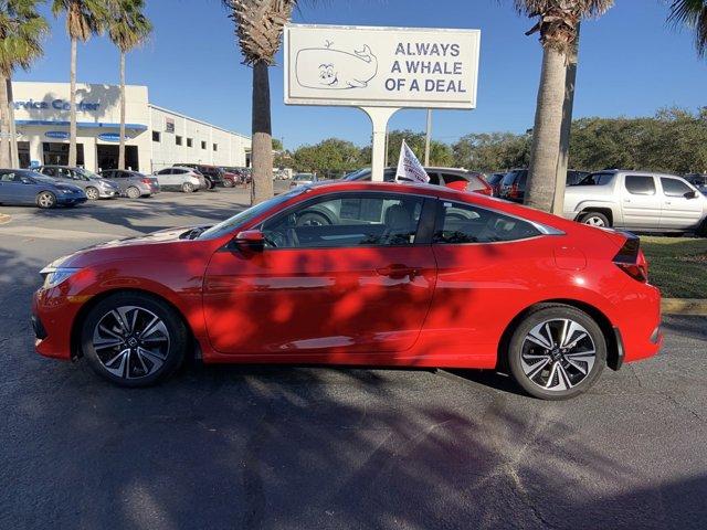 Used 2017 Honda Civic Coupe in Vero Beach, FL