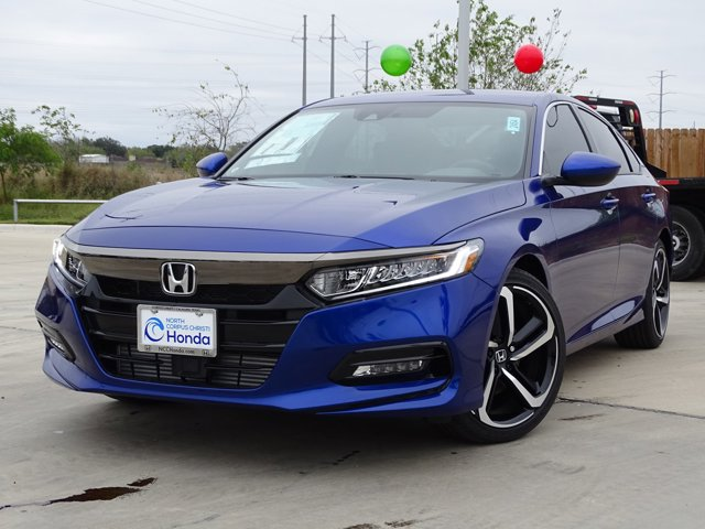 New 2020 Honda Accord Sedan in Corpus Christi, TX