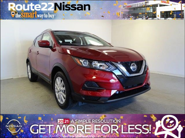 2020 Nissan Rogue Sport SV AWD SV Regular Unleaded I-4 2.0 L/122 [12]