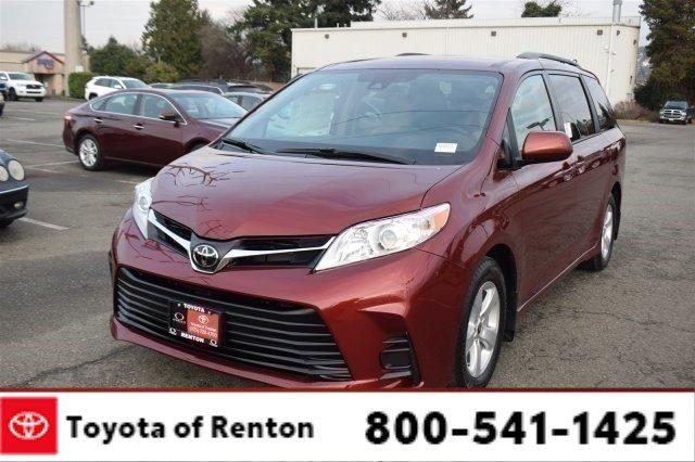 New 2020 Toyota Sienna in Renton, WA