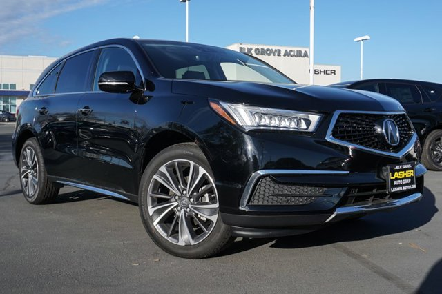 New 2020 Acura MDX SH-AWD 7-Passenger w-Technology Pkg