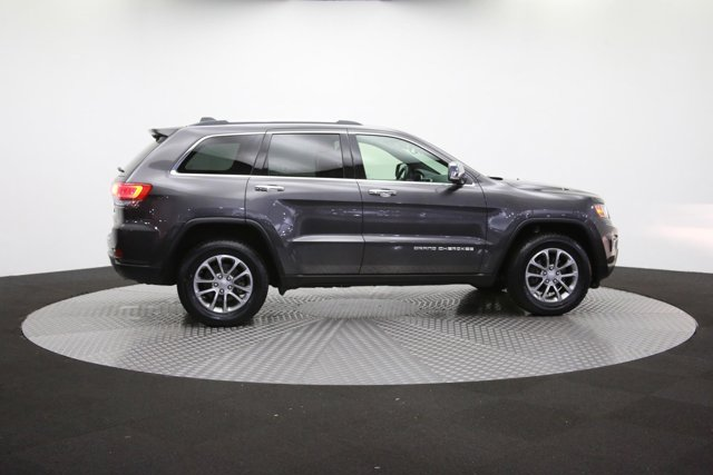 2016 Jeep Grand Cherokee for sale 124307 39