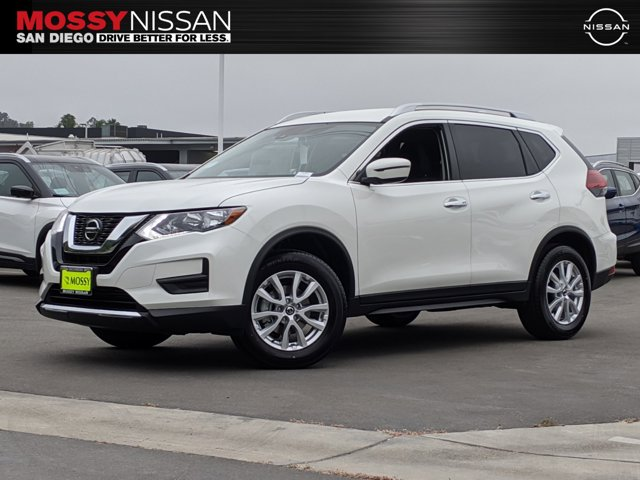 2020 Nissan Rogue SV FWD FWD SV Regular Unleaded I-4 2.5 L/152 [17]
