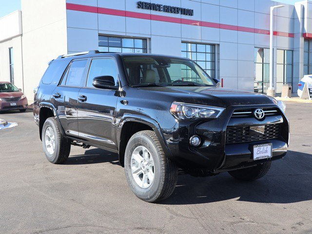 New 2020 Toyota 4Runner in Laramie, WY