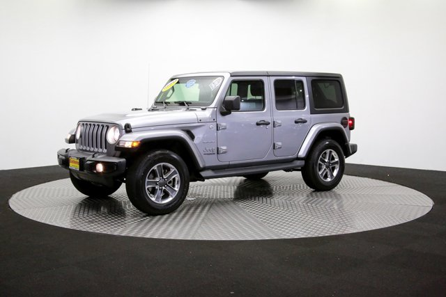 2019 Jeep Wrangler Unlimited for sale 124006 52