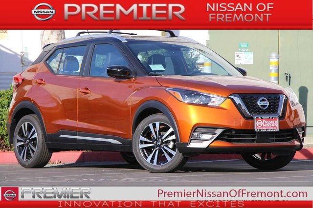 New 2020 Nissan Kicks in FREMONT, CA