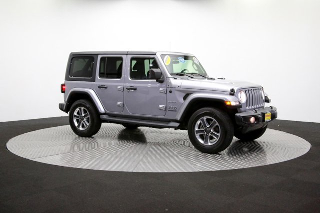 2019 Jeep Wrangler Unlimited for sale 124006 43