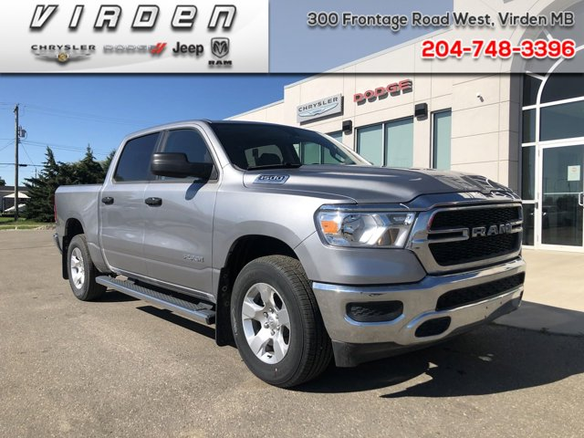 2019 Ram 1500 Tradesman Tradesman 4x4 Crew Cab 5'7″ Box Gas/Electric V-6 3.6 L/220 [0]
