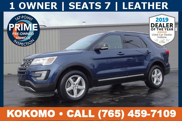 Used 2016 Ford Explorer in Indianapolis, IN