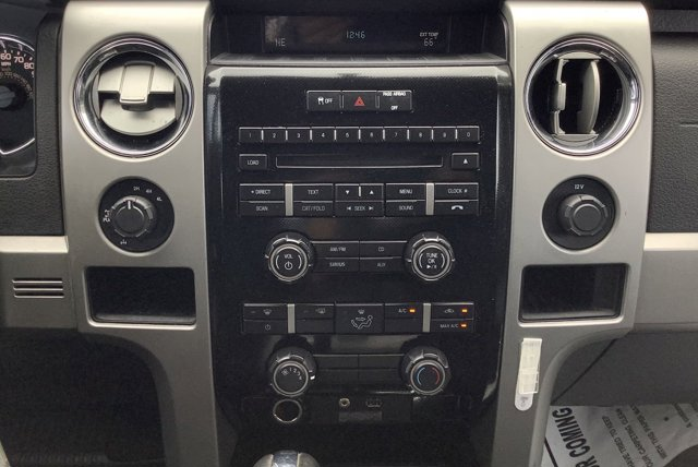 2012 Ford F-150 4WD SuperCrew 145 FX4