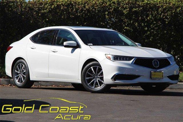 New 2020 Acura TLX in Ventura, CA
