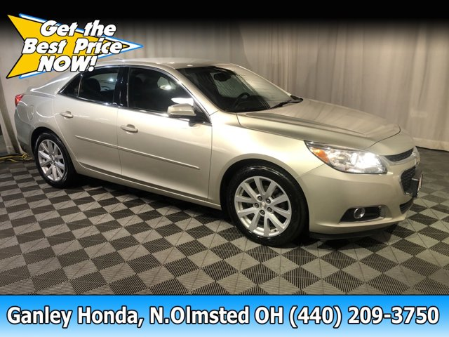 Used 2015 Chevrolet Malibu in North Olmsted, OH