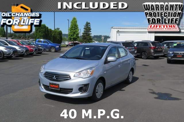 New 2019 Mitsubishi Mirage G4 in Sumner, WA