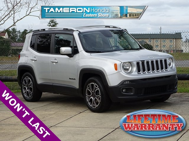 Used 2016 Jeep Renegade in Daphne, AL