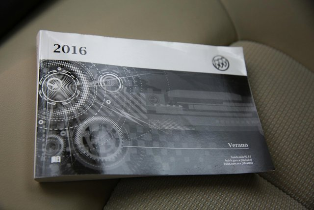 2016 Buick Verano for sale 123430 20