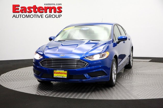 2017 Ford Fusion SE Technology 4dr Car