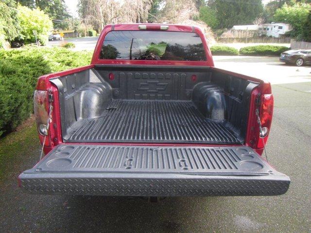 Used 2004 Chevrolet Colorado Crew Cab 126.0 WB 4WD 1SE LS Z71