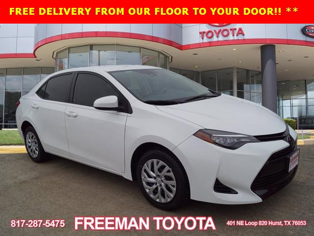 Used 2017 Toyota Corolla in Hurst, TX