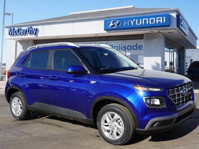 New 2020 Hyundai Venue in Kansas City, MO