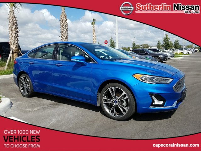 Used 2019 Ford Fusion in Cape Coral, FL