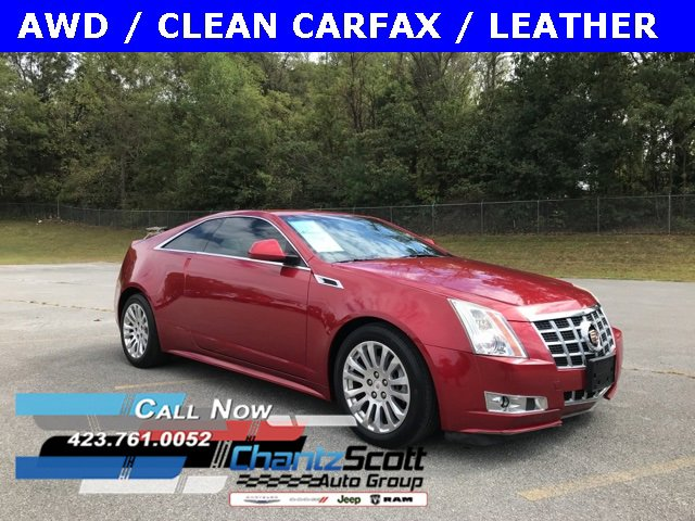 Used 2013 Cadillac CTS Coupe in , AL