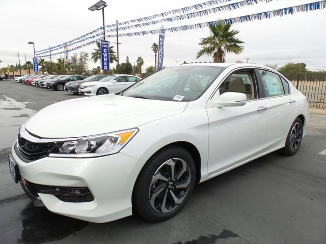 New 2017 Honda Accord Sedan EX-L CVT