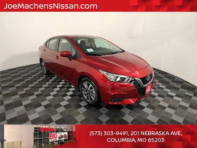 New 2020 Nissan Versa in Columbia, MO