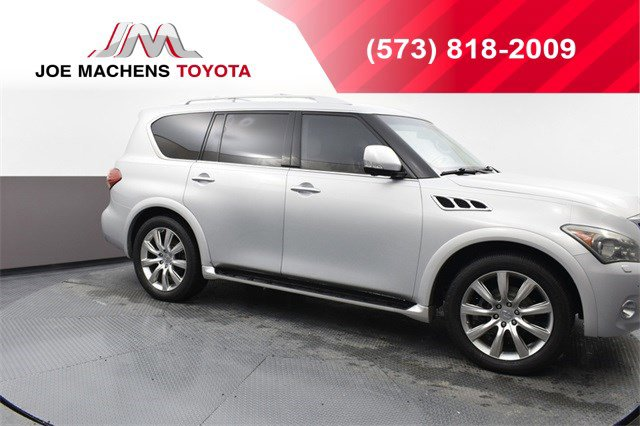 Used 2012 INFINITI QX56 in Columbia, MO
