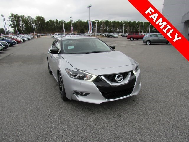 New 2017 Nissan Maxima in Columbus, GA