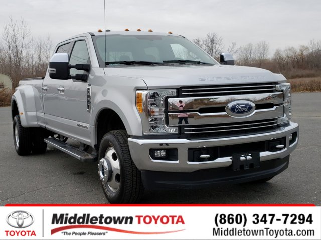 Used 2017 Ford Super Duty F-350 DRW in Middletown, CT