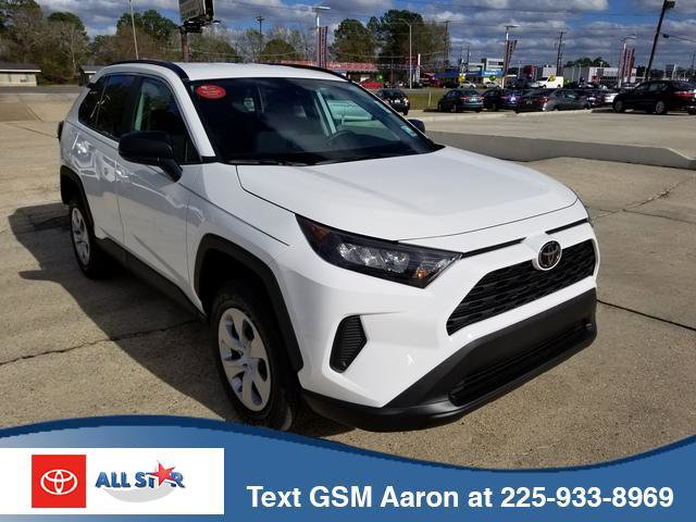 New 2020 Toyota RAV4 in Baton Rouge, LA