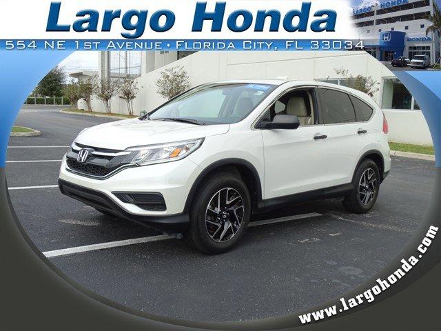 Used 2016 Honda CR-V in Florida City, FL
