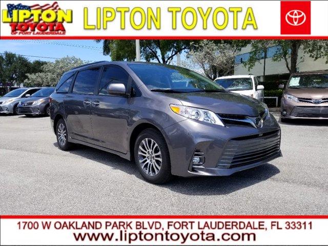 New 2020 Toyota Sienna in Ft. Lauderdale, FL