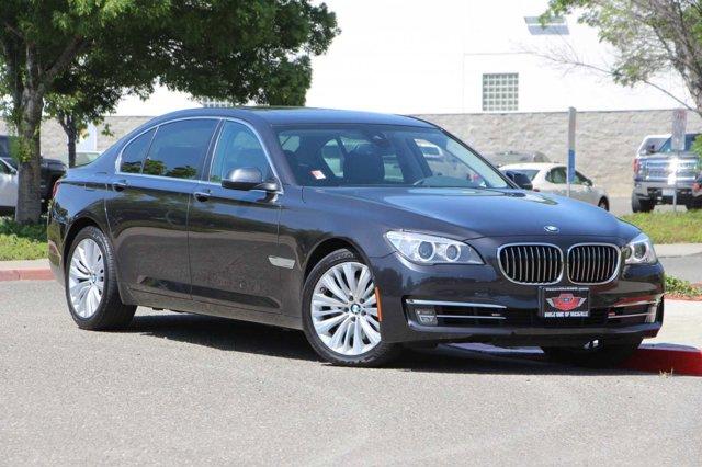 2015 BMW 7 SERIES 740Li 34