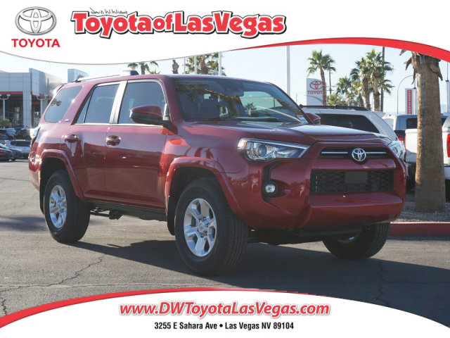 2021 Toyota 4Runner SR5 SR5 2WD Regular Unleaded V-6 4.0 L/241 [1]