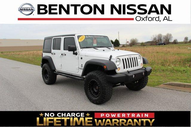 Used 2015 Jeep Wrangler Unlimited in , AL