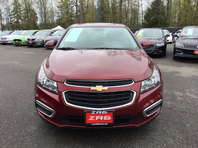 Used 2015 Chevrolet Cruze 4dr Sdn Auto 1LT